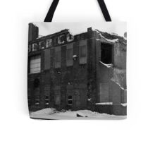 Living like there's no tomorrow..heavy metal daze Tote Bag