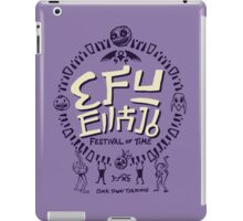 Clock Town Festival of Time iPad Case/Skin