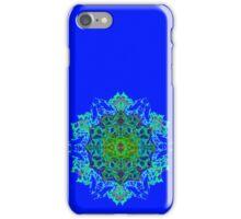 Psychedelic Mandala  iPhone Case/Skin