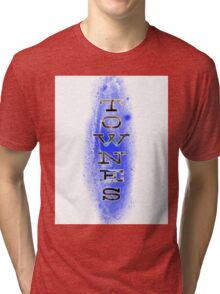 TOWNES VAN ZANDT Tri-blend T-Shirt