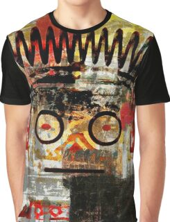 Basquiat's Robot Graphic T-Shirt