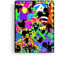 The 90s called...they want their cartoons back! Canvas Print