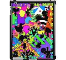 The 90s called...they want their cartoons back! iPad Case/Skin