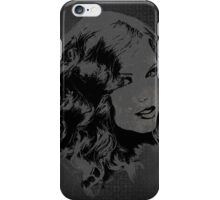 The gRey Series - T iPhone Case/Skin