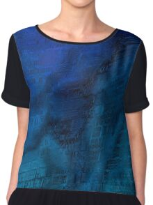 Cosmic Structures 4 Chiffon Top