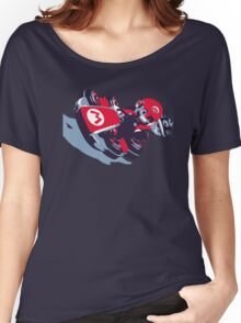 Mario Karting Women's Relaxed Fit T-Shirt
