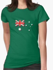 Australian Flag and Shadow T-Shirt