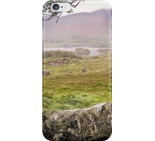 Mist Killarney Ladies View - Ireland iPhone Case/Skin