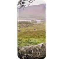 Mist Killarney Ladies View - Ireland iPhone Case/Skin