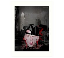Est 19XX - 2.0 Art Print