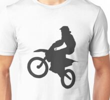Dirt Bike Stunt Unisex T-Shirt