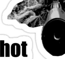 Sniper - One Shot One Kill Sticker