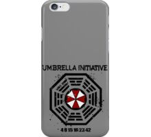 Umbrella Initiative iPhone Case/Skin