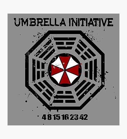 Umbrella Initiative Photographic Print