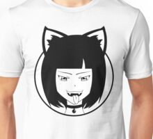 Rebel Neko Unisex T-Shirt