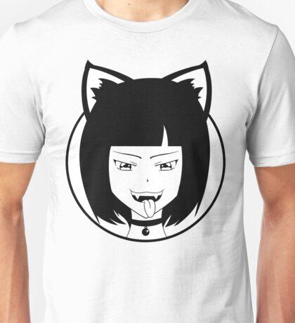 Rebel Neko Unisex T-Shirt