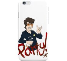 Party Cop for all you party animals iPhone Case/Skin