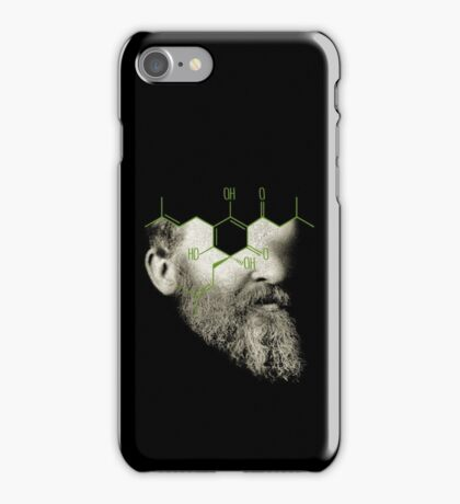 when i grow up i want to be the barfly in the ointment of entropy iPhone Case/Skin