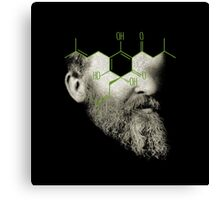 when i grow up i want to be the barfly in the ointment of entropy Canvas Print