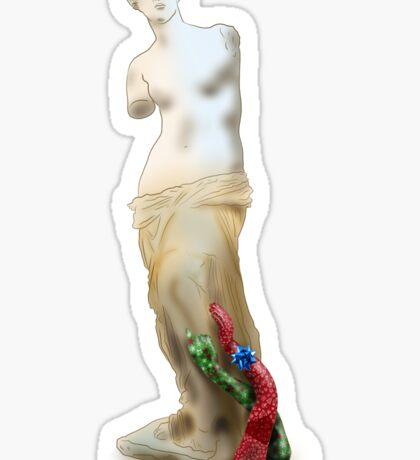 Venus de Milo: Right To Bear Arms Sticker