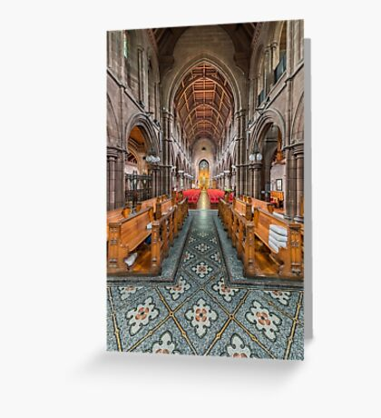 Religious Path Greeting Card