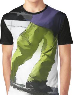 Snowboarder Graphic T-Shirt