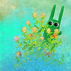 Bunny Who Felt Different by Marianna Tankelevich