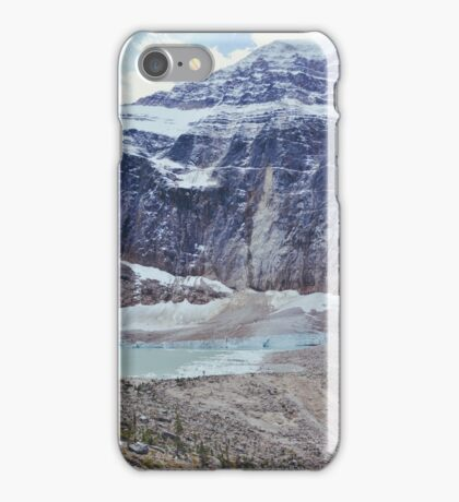 glacier lake iPhone Case/Skin