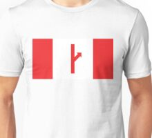 Canadian MGTOW  Unisex T-Shirt