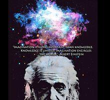 Einstein by Kali Opal