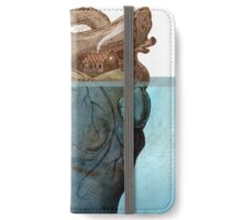 Anatomy of loneliness iPhone Wallet/Case/Skin