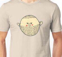 Bearded Fellow Unisex T-Shirt
