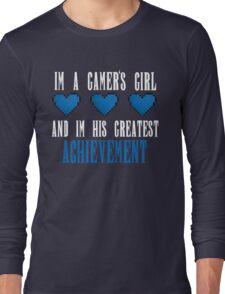 Achievement Unlocked Long Sleeve T-Shirt