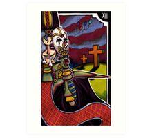 DEATH XIII Art Print