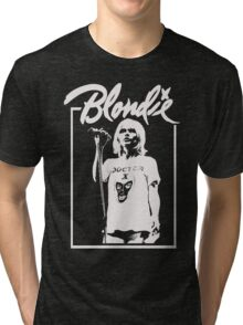 Debbie Harry - Blondie Tri-blend T-Shirt