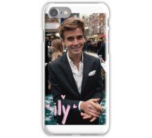 Joe Sugg ily iPhone Case/Skin