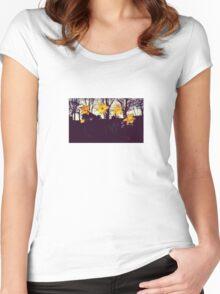 Eco's Revenge Women's Fitted Scoop T-Shirt