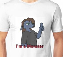 I'm a Monster - Annie Unisex T-Shirt