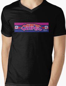 WARP WARP! ROCK-OLA! Mens V-Neck T-Shirt