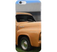 Work Truck iPhone Case/Skin