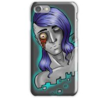 Disconnect Series - Part 4 iPhone Case/Skin