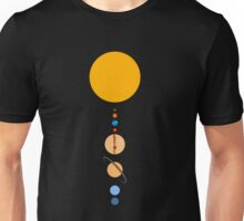 VECTOR SOLAR SYSTEM Unisex T-Shirt