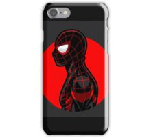 spider man fan art iPhone Case/Skin