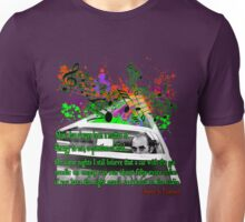 Gonzo Car - WhatIf Design and More Unisex T-Shirt