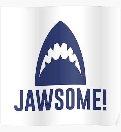 Jawsome Poster