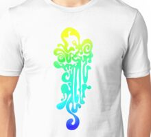 Abstract Space Elephant Unisex T-Shirt