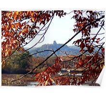 Autumn Landmark Poster