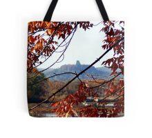 Autumn Landmark Tote Bag
