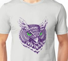 Observant Owl - WhatIf Design and More Unisex T-Shirt