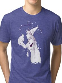 catwitch monotone Tri-blend T-Shirt